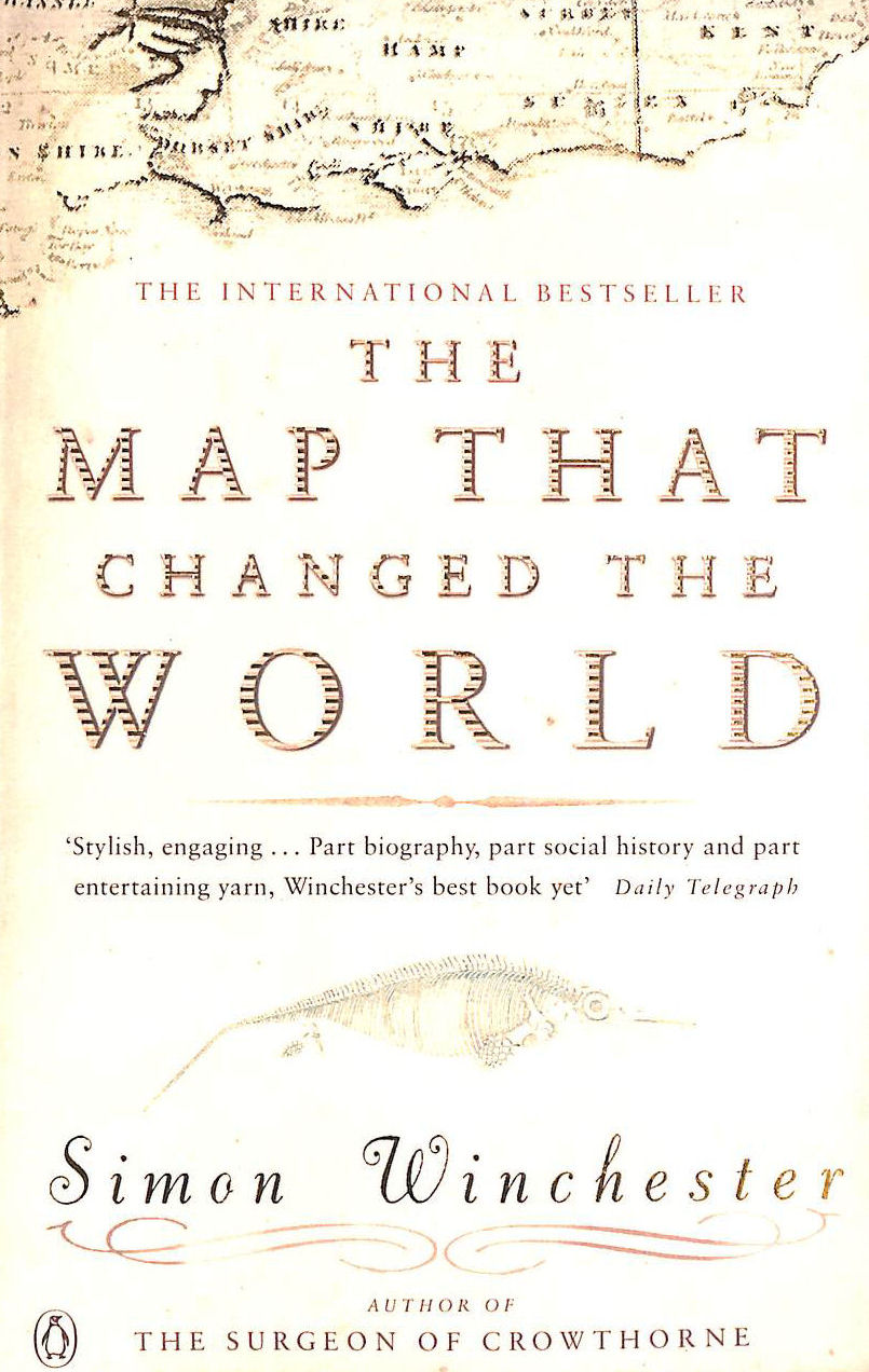 Image for The Map That Changed the World