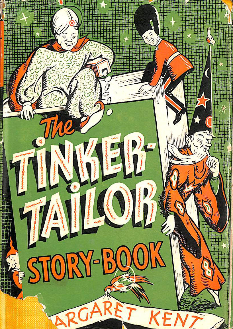 Image for The Tinker-Tailor Story-Book