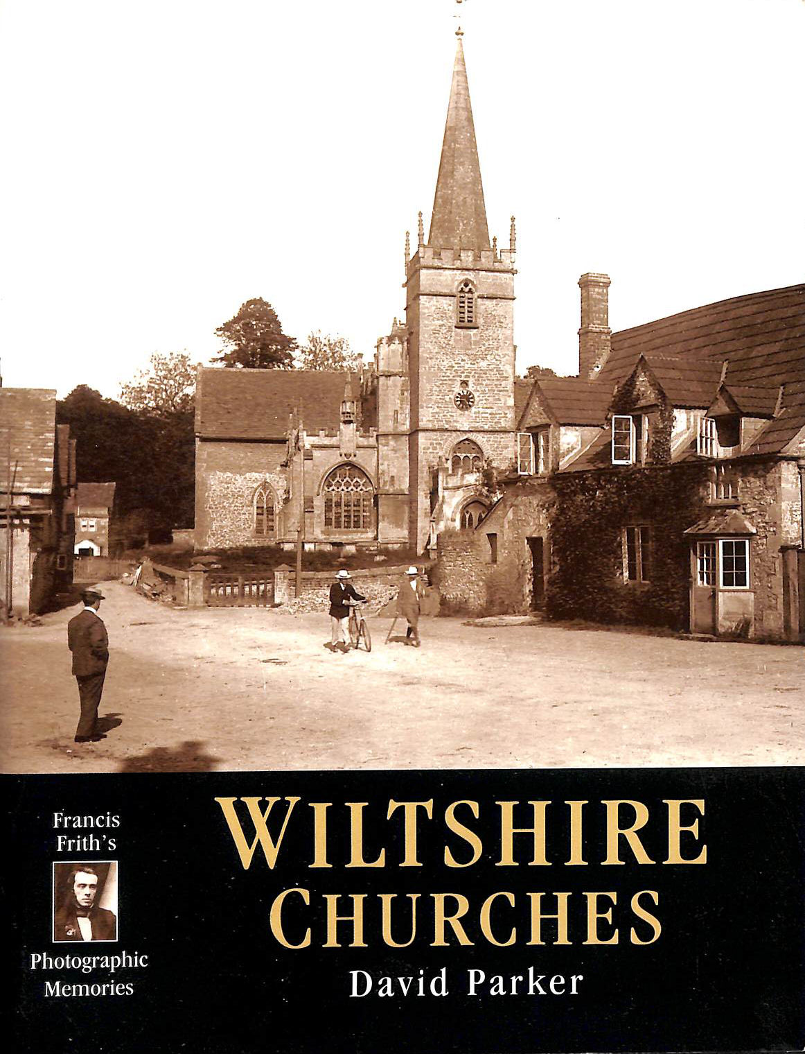 Image for Francis Frith's Wiltshire Churches (Photographic Memories)