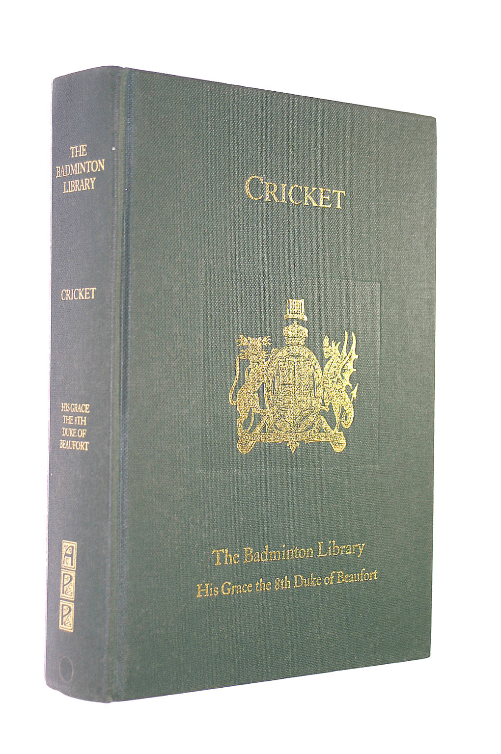 Image for Cricket (Badminton Library)