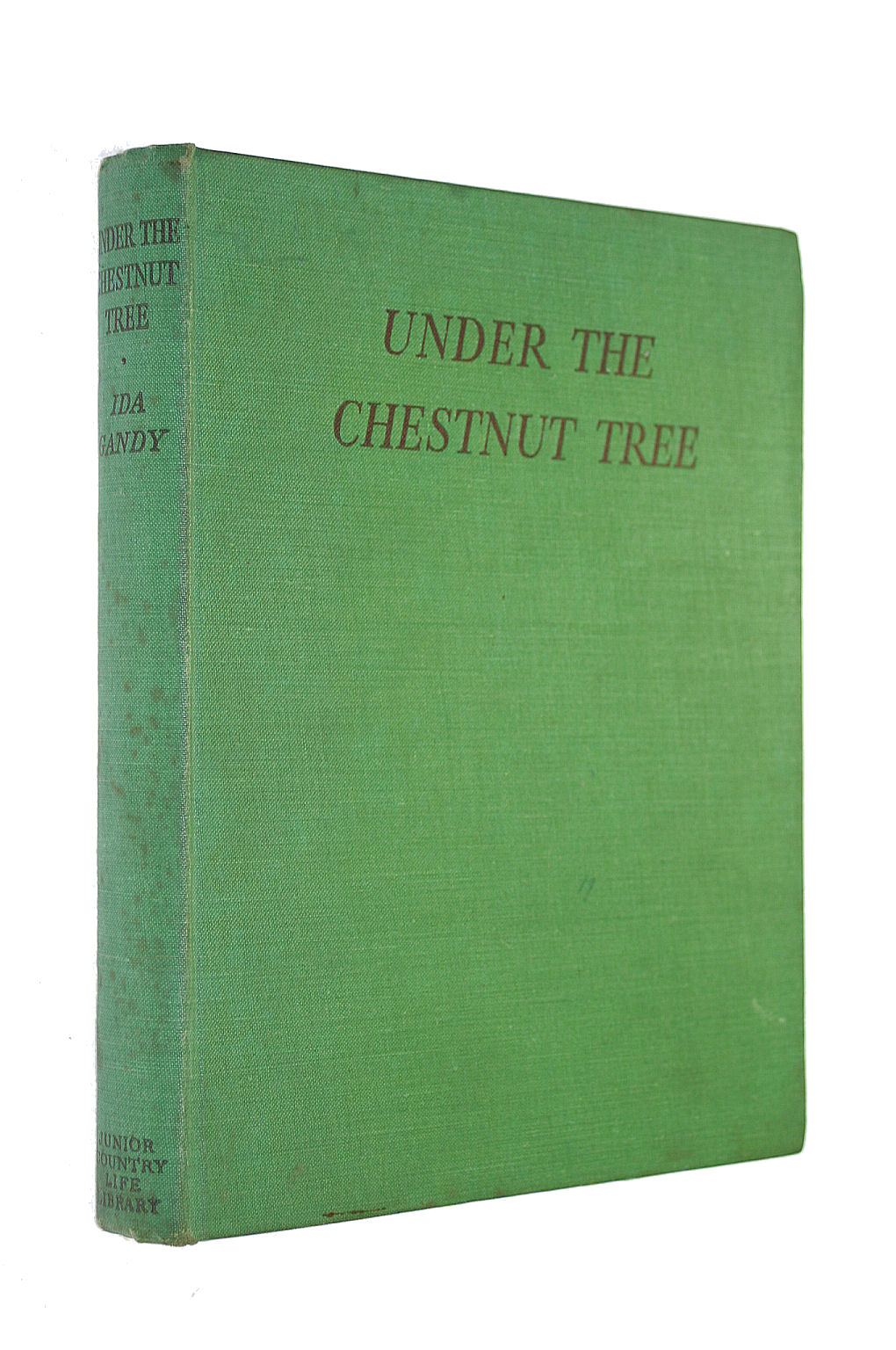 Image for Under the Chestnut Tree.