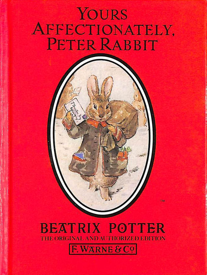 Image for Yours Affectionately, Peter Rabbit: Miniature Letters