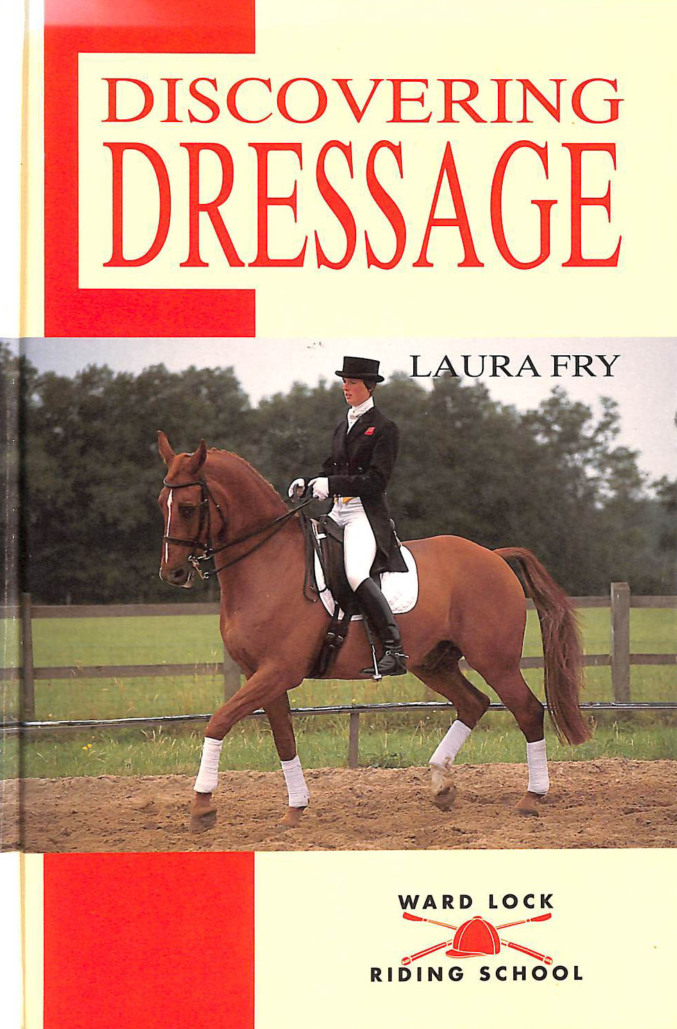 Image for Discovering Dressage (Ward Lock Riding School S.)