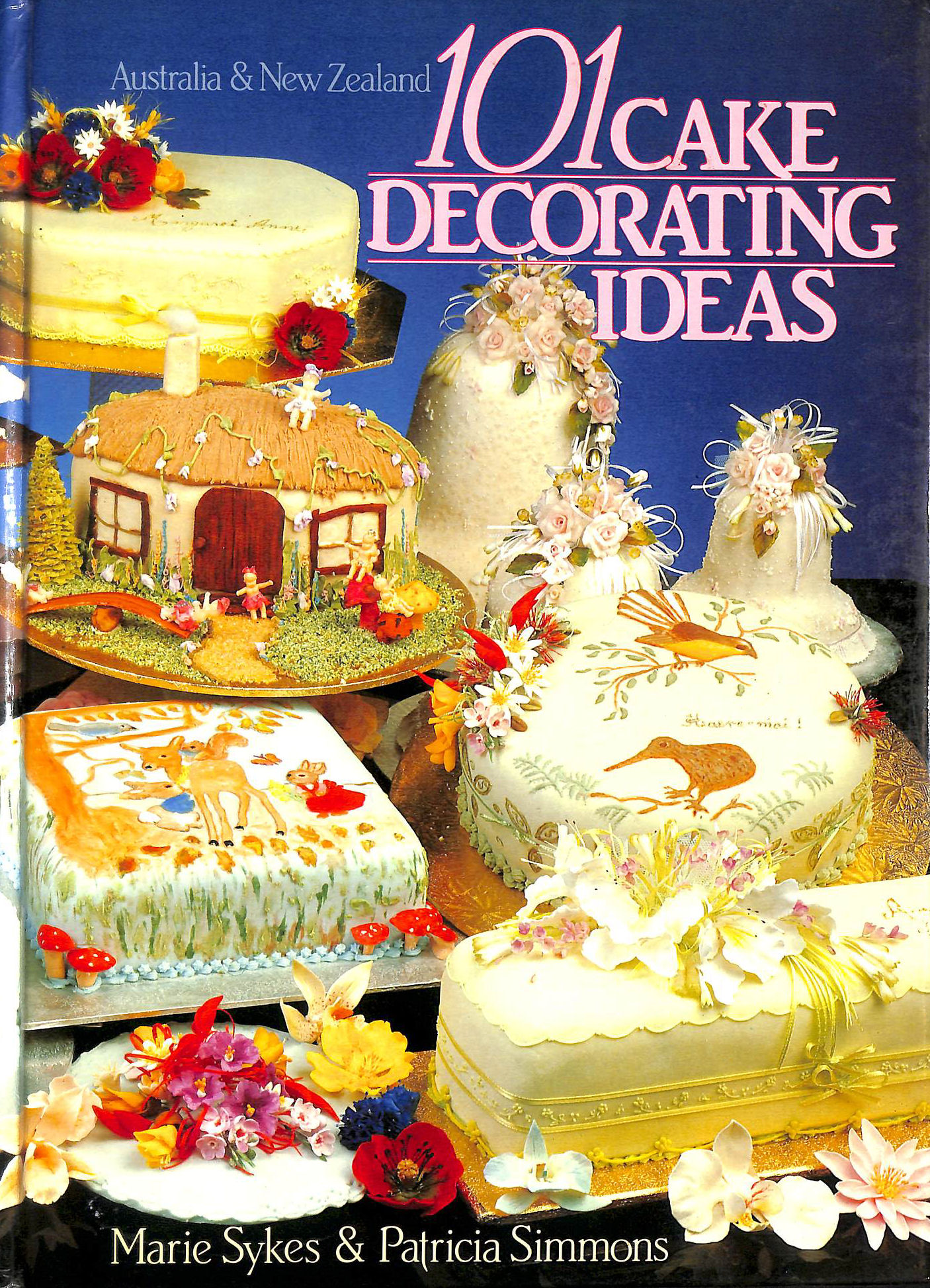 Image for 101 Cake Decorating Ideas