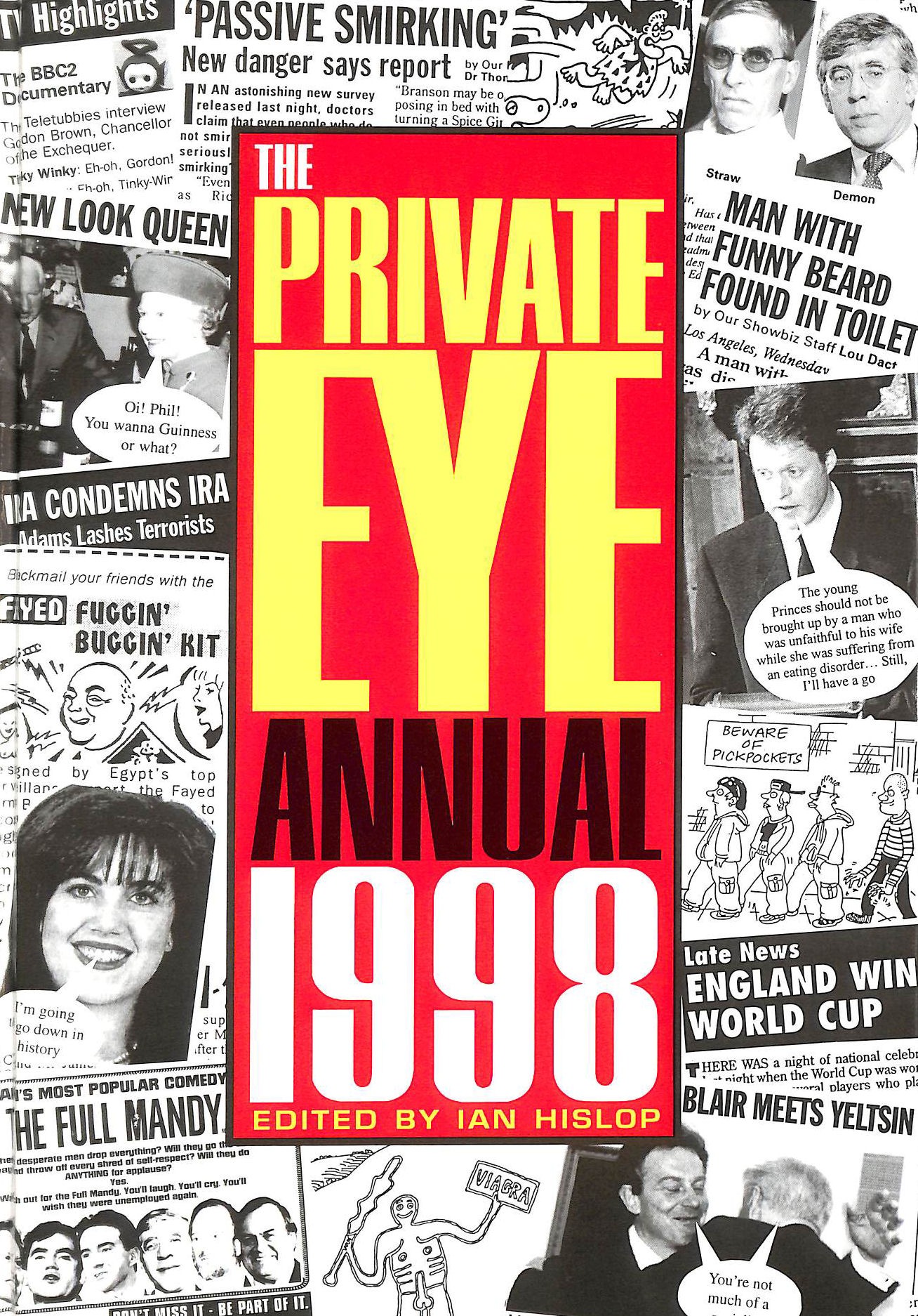 Image for The Private Eye Annual 1998