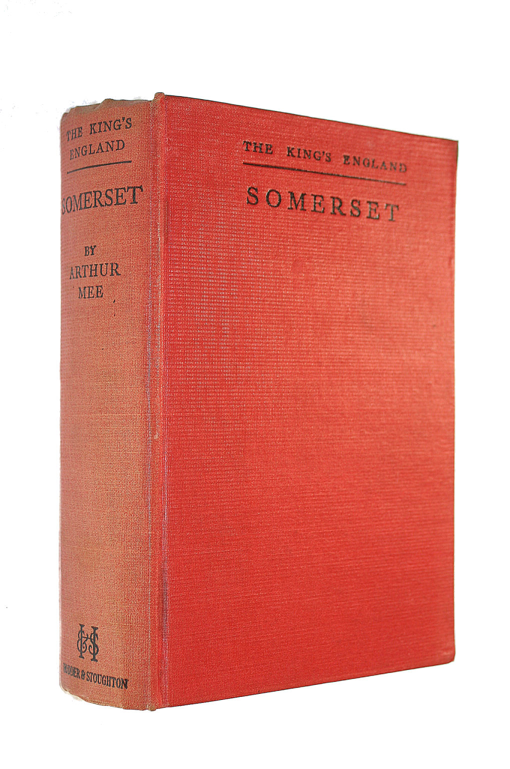 Image for The King's England: Somerset, county of romantic splendour