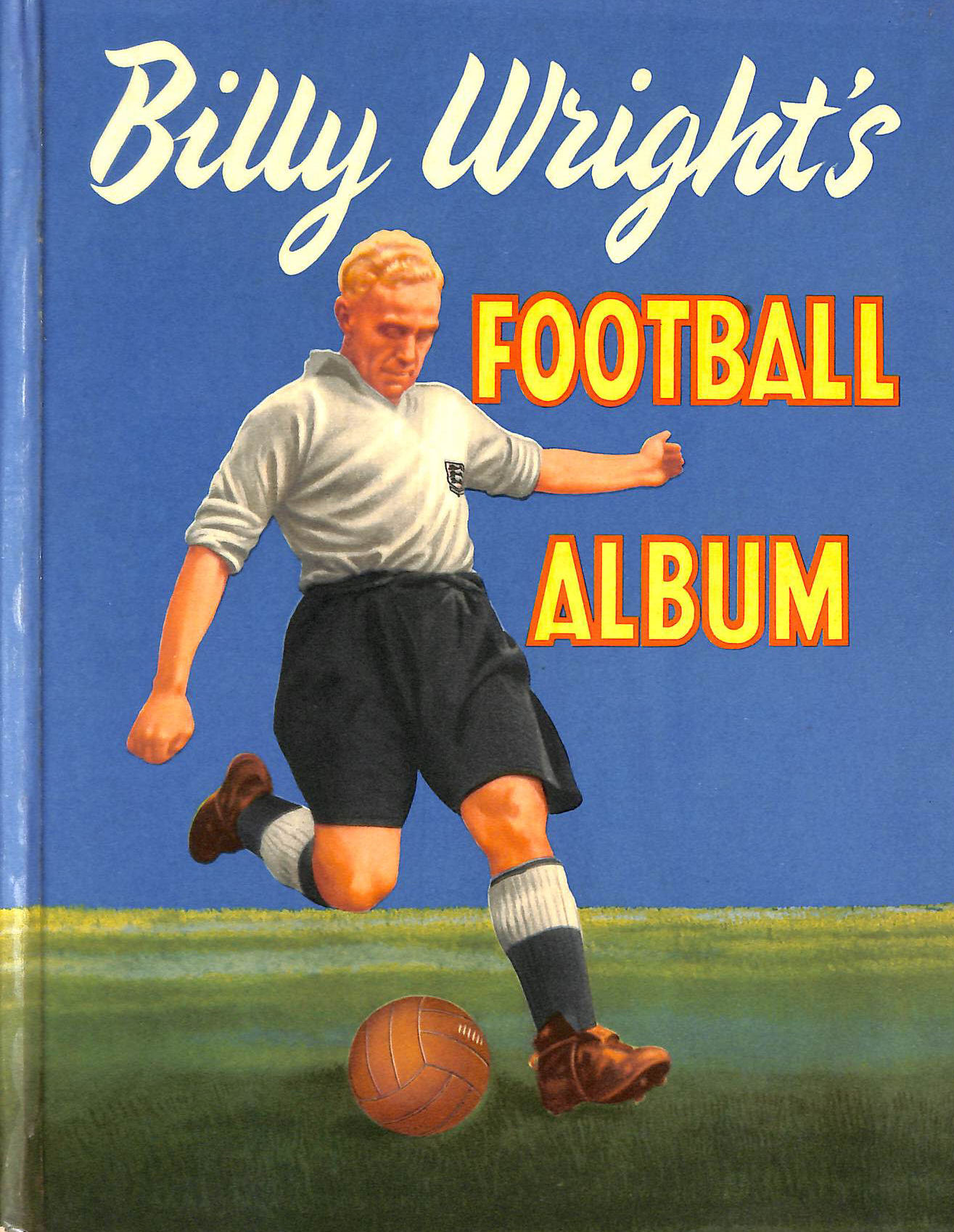 Image for Billy Wright's Football Album