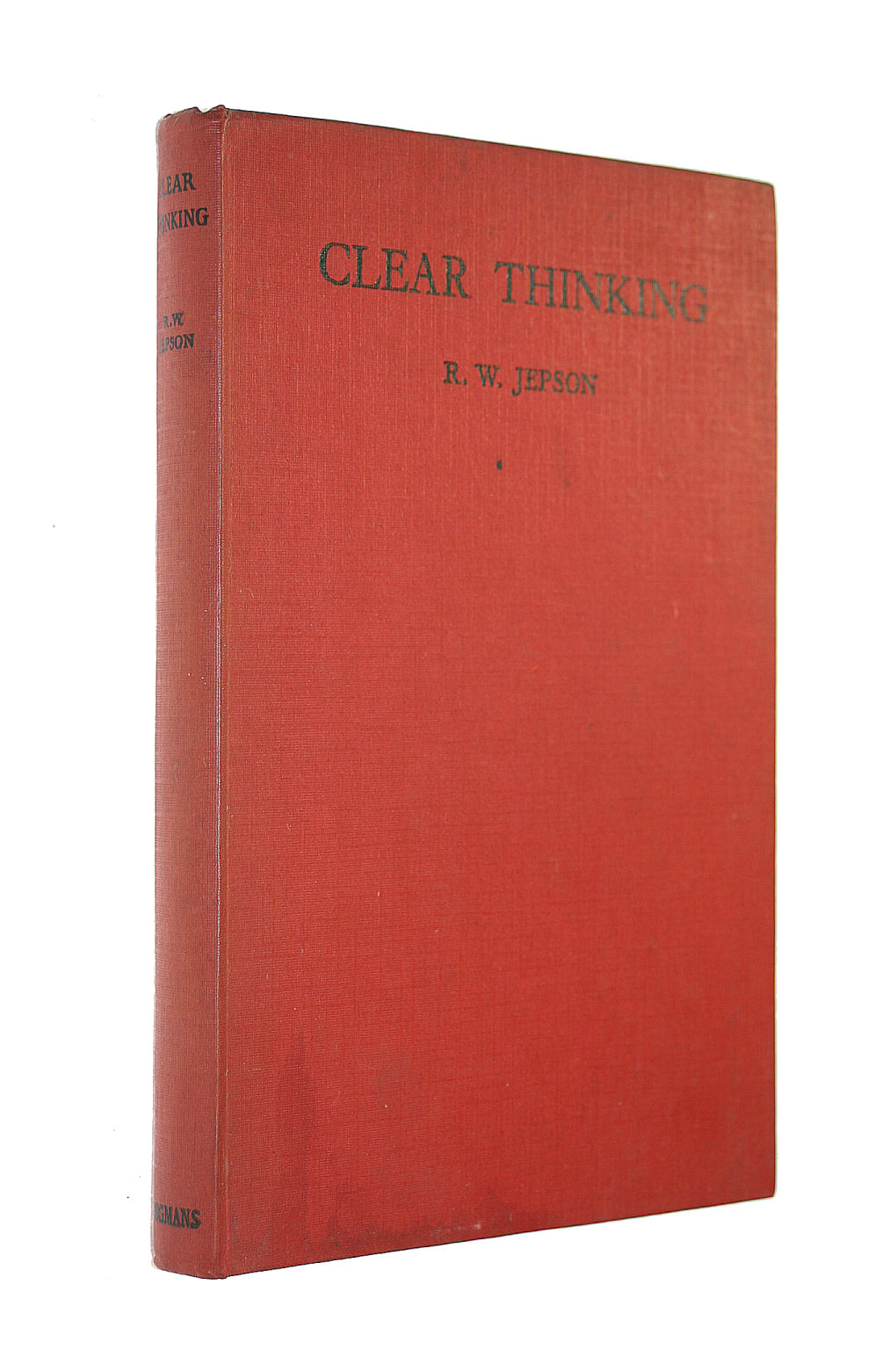 Image for Clear Thinking