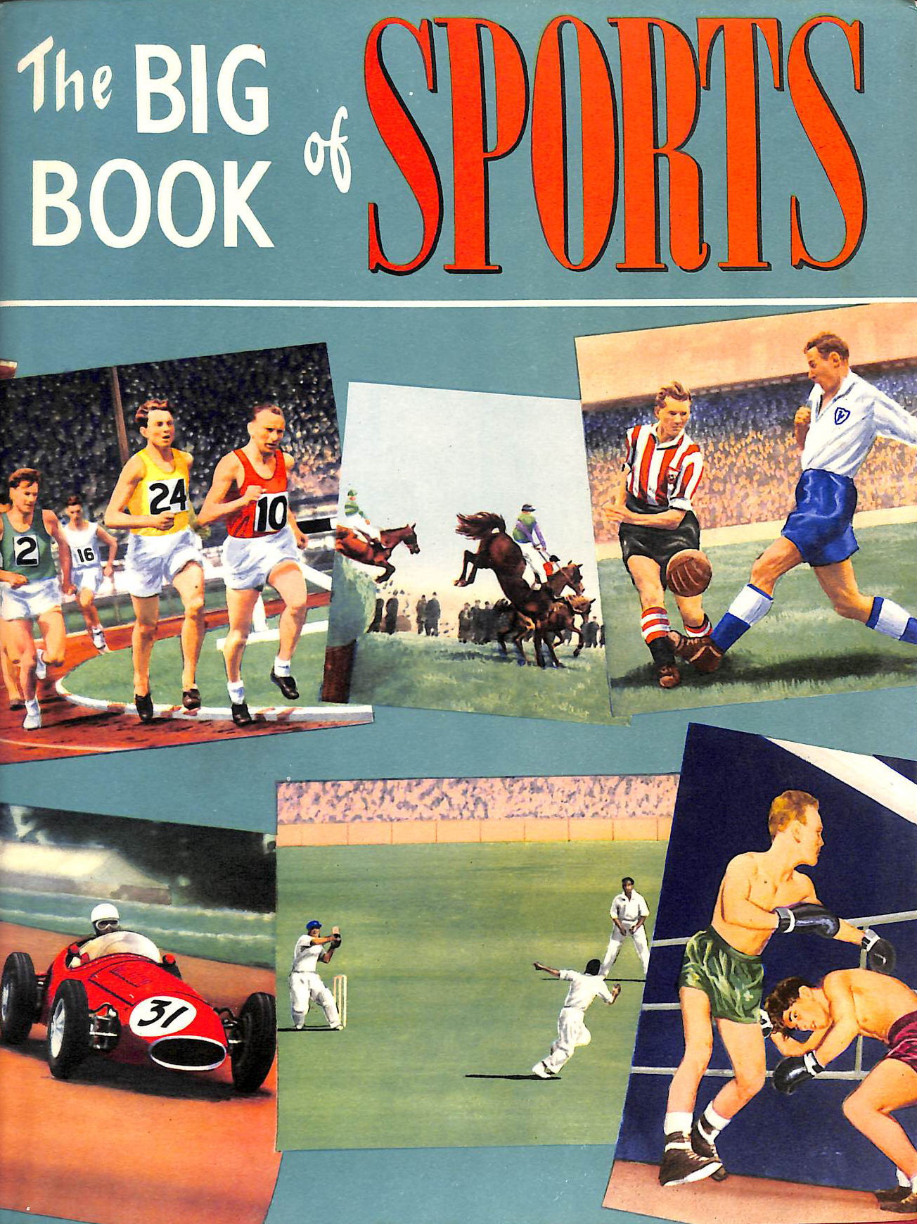 Image for The Big Book Of Sports