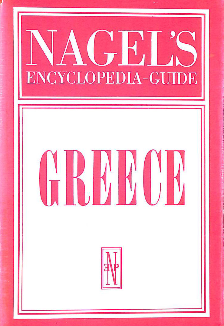 Image for Nagel's Encyclopedia - Guide: Greece