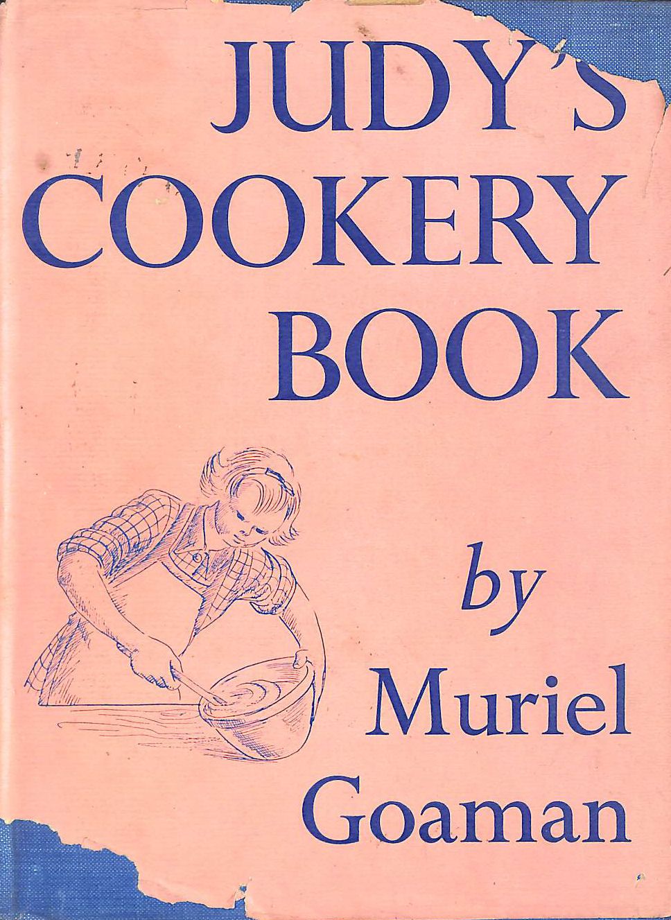 Image for Judy's Cookery Book