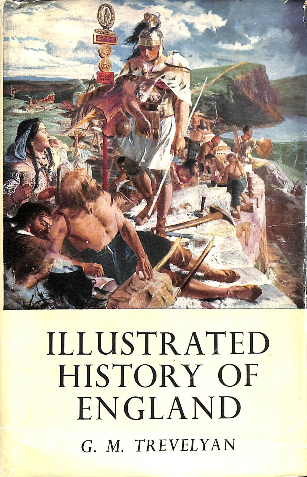 Image for Illustrated History Of England.