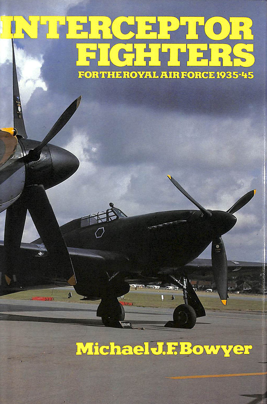 Image for Interceptor Fighters for the Royal Air Force, 1935-45