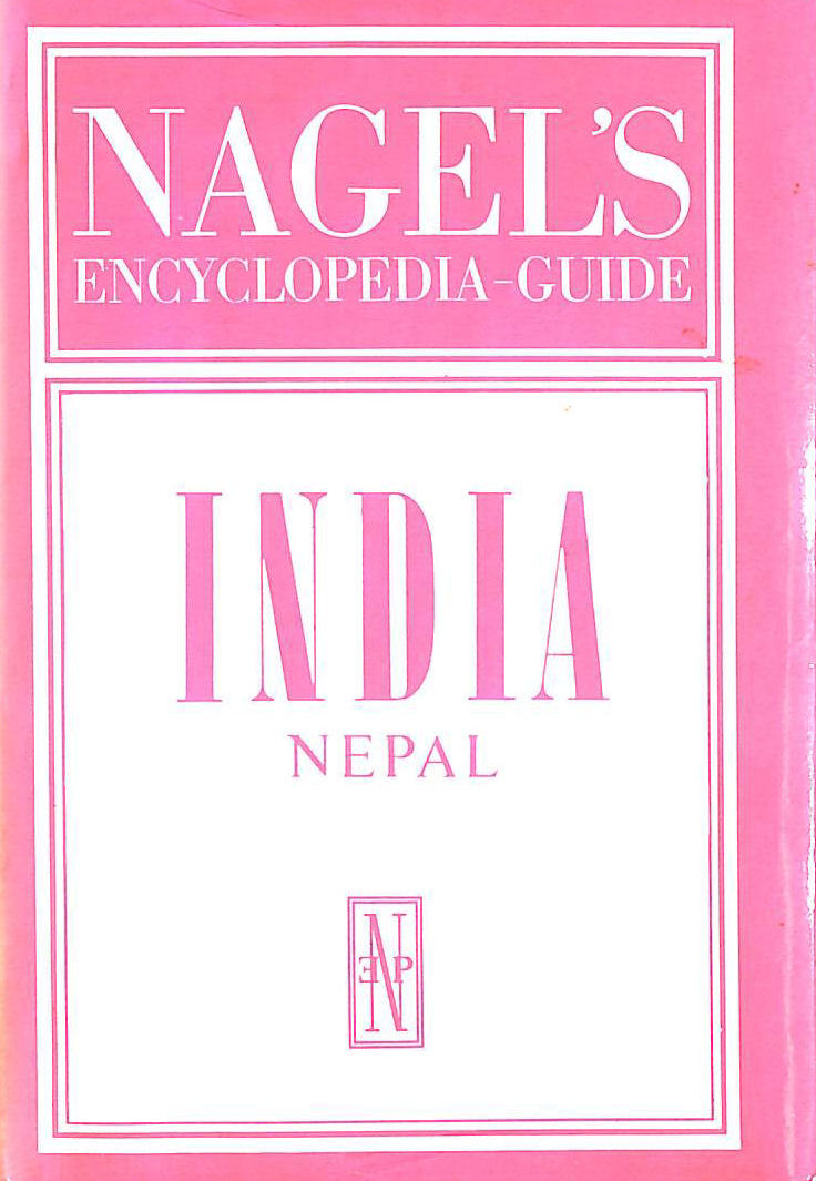 Image for India/Nepal (Encyclopaedia Guides)