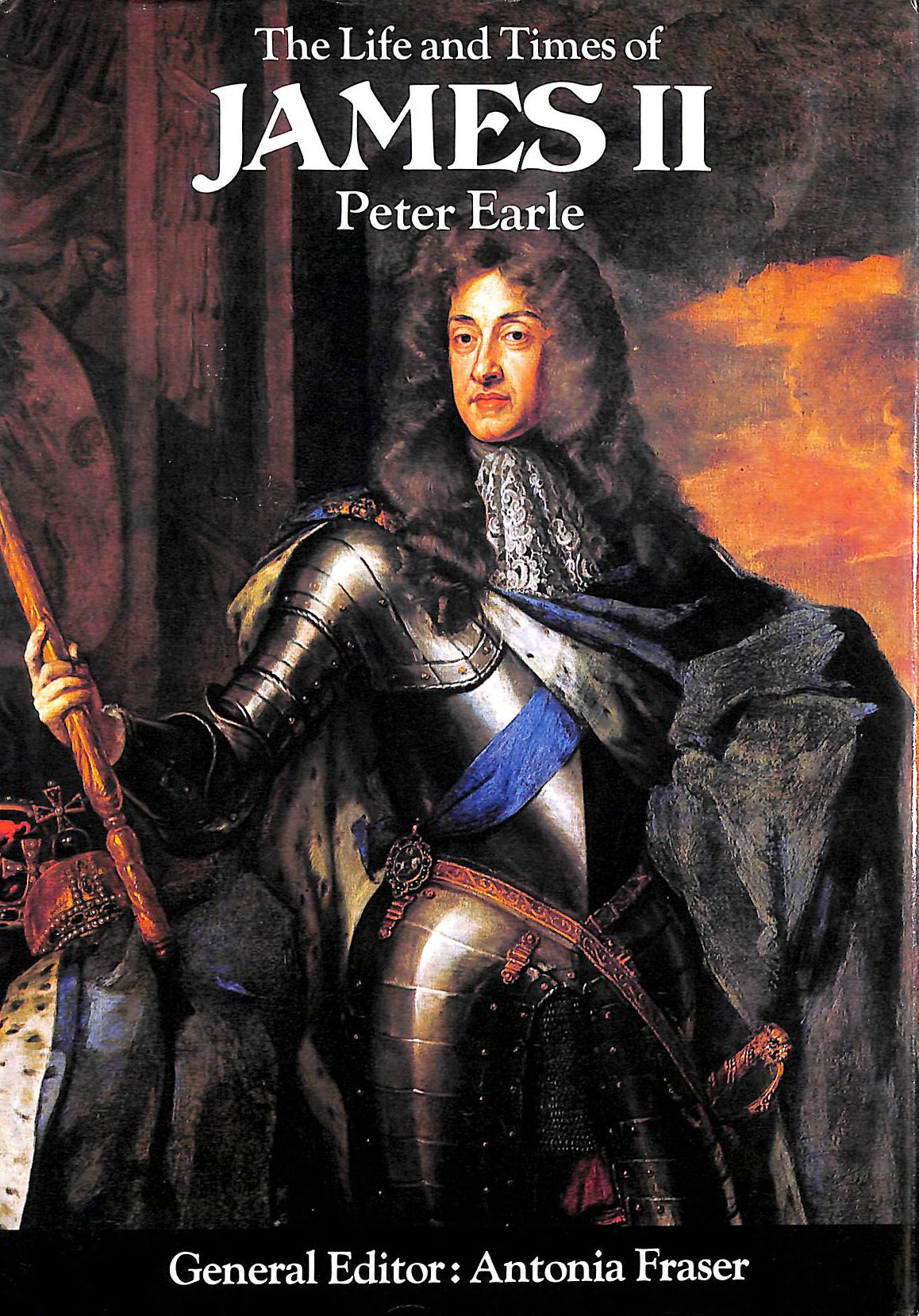 Image for The Life and Times of James II