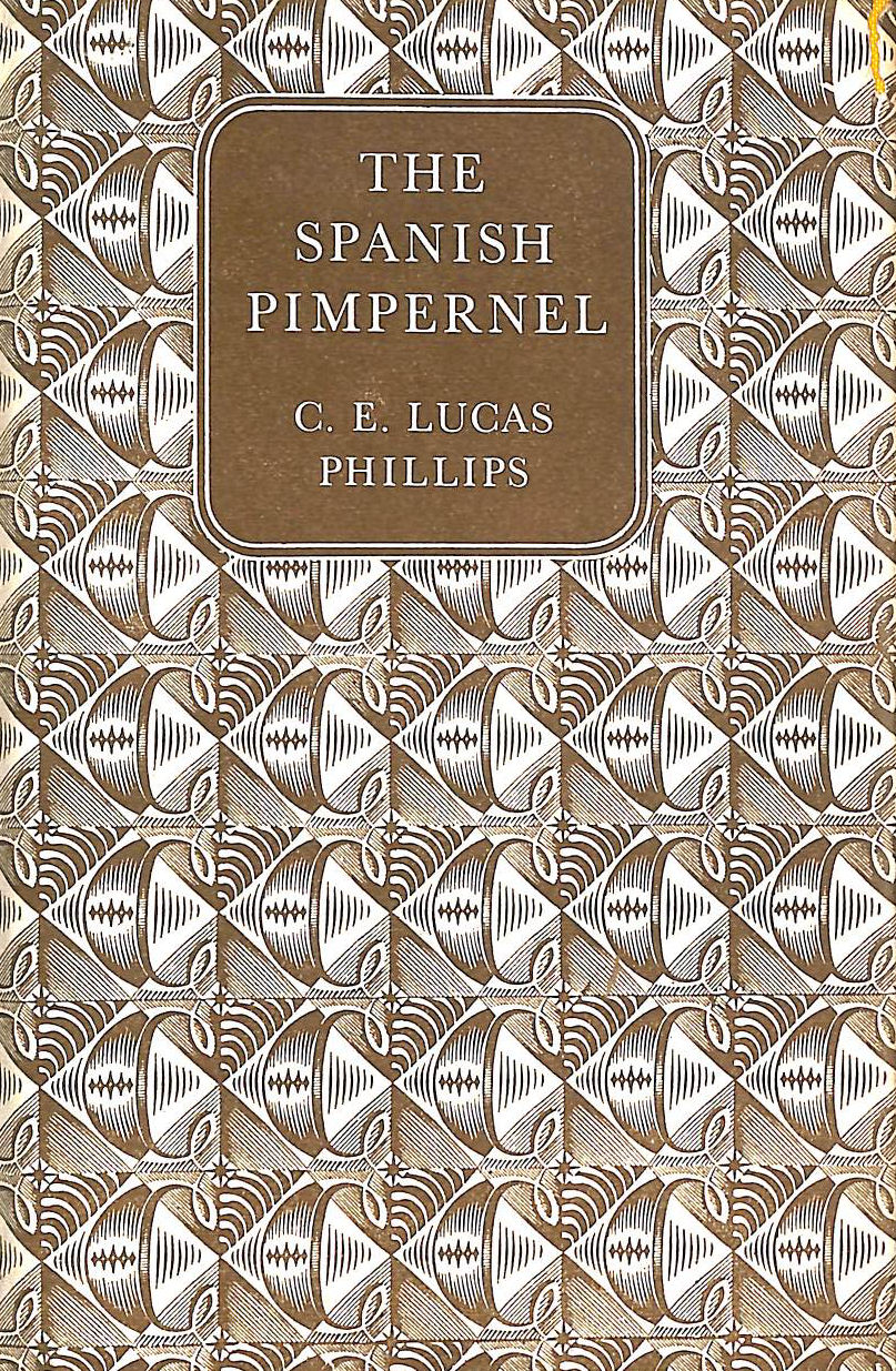 Image for The Spanish Pimpernel