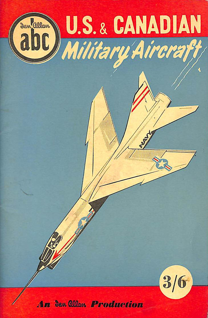 Image for US and Canadian Military Aircraft 1956