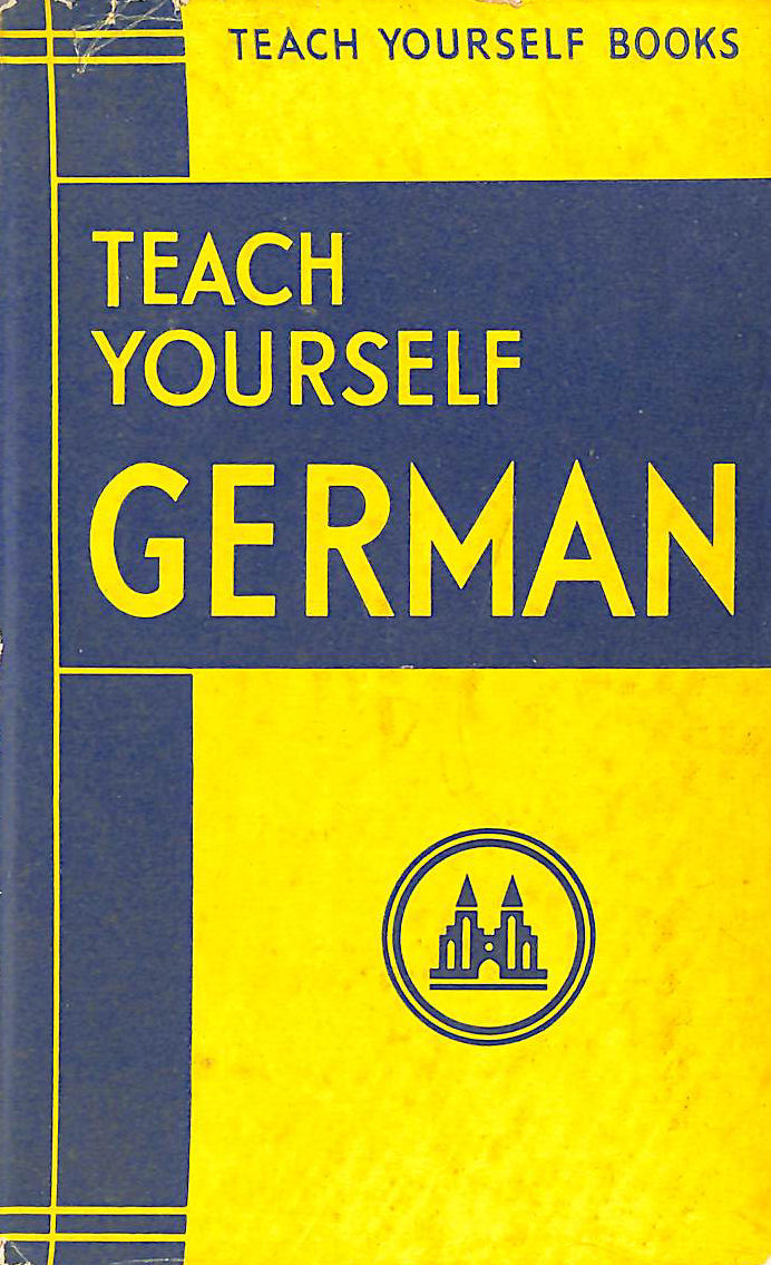 Image for Teach Yourself German