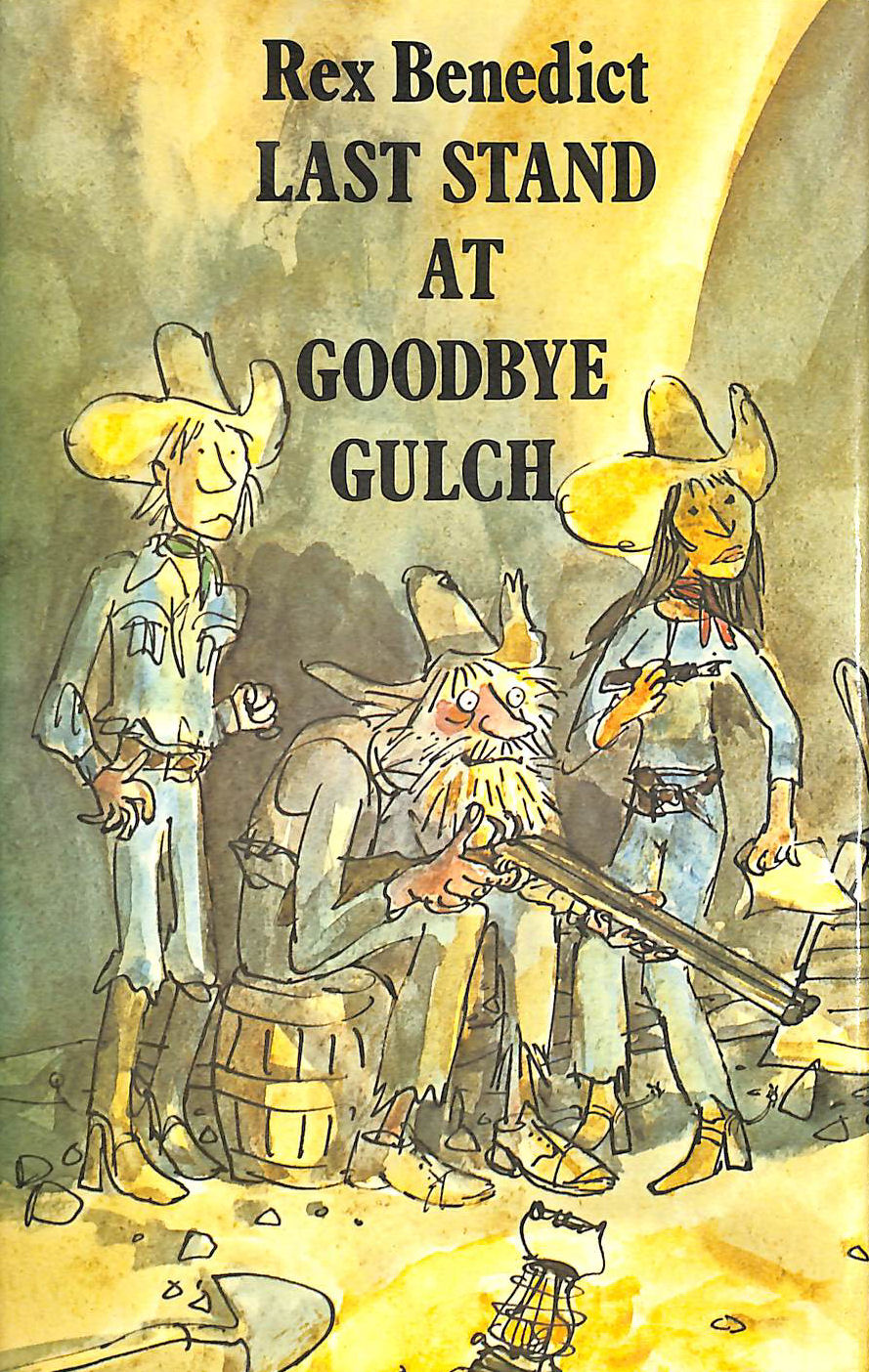 Image for Last Stand at Goodbye Gulch