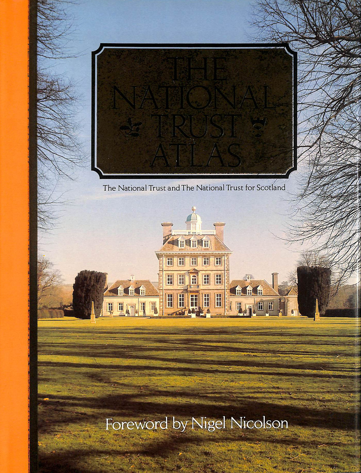 Image for The National Trust Atlas