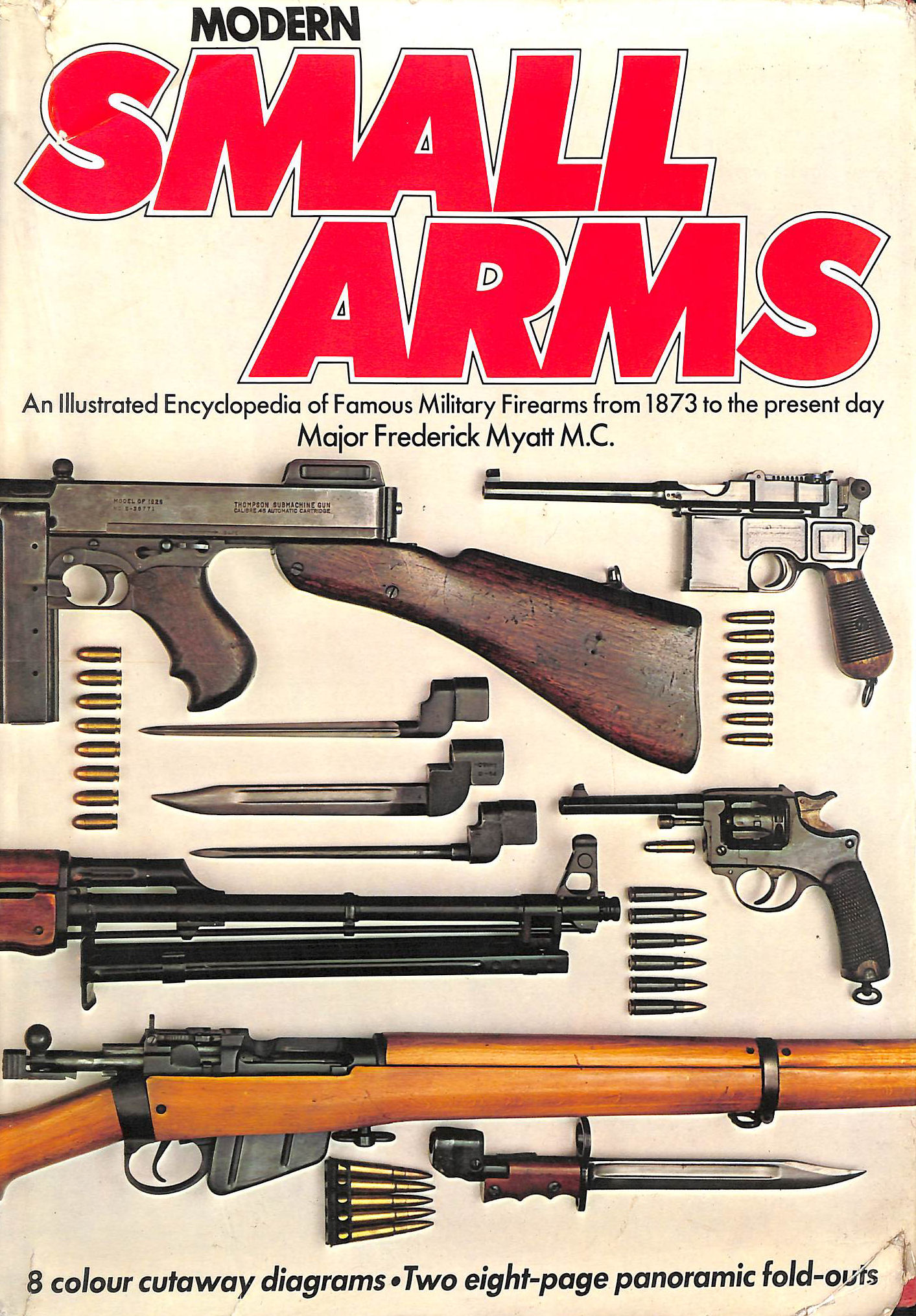 Image for Modern Small Arms: Illustrated Encyclopaedia of Famous Military Firearms from 1873 to the Present Day