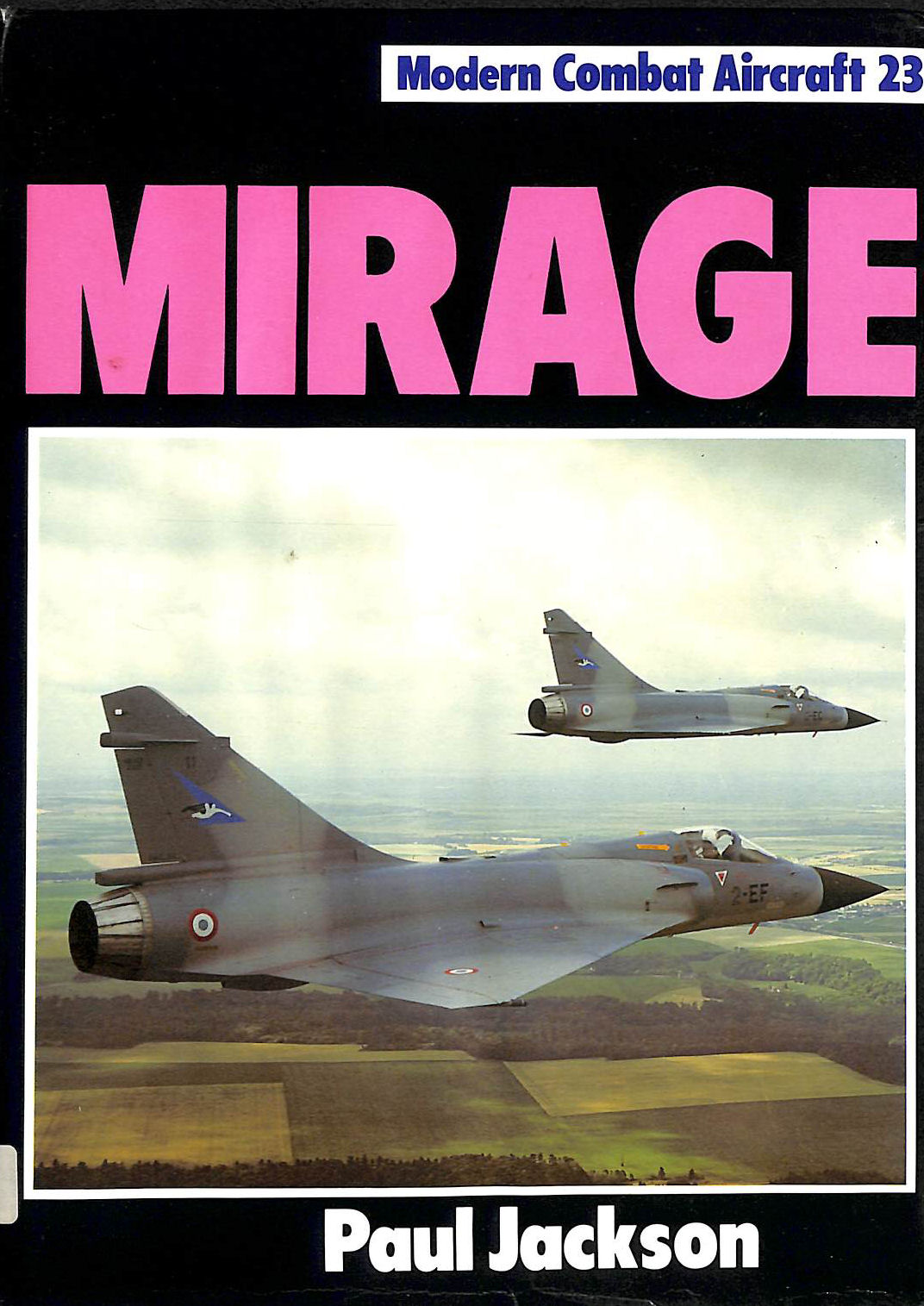 Image for Mirage (Modern combat aircraft)
