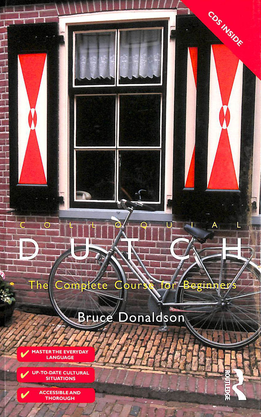 Image for Colloquial Dutch The Complete Course for Beginners: A Complete Language Course (Colloquial Series)