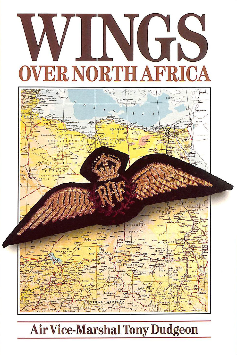 Image for Wings Over North Africa