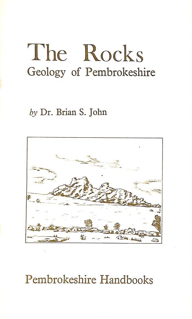Image for The rocks: Geology of Pembrokeshire (Pembrokeshire handbooks)