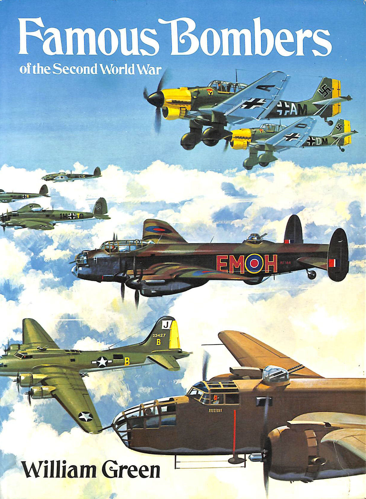 Image for Famous Bombers of the Second World War, First and Second series