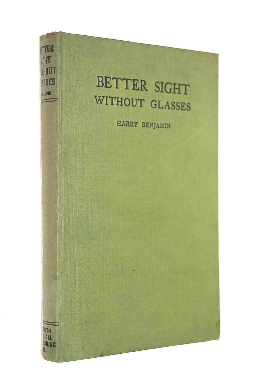 Image for Better Sight Without Glasses