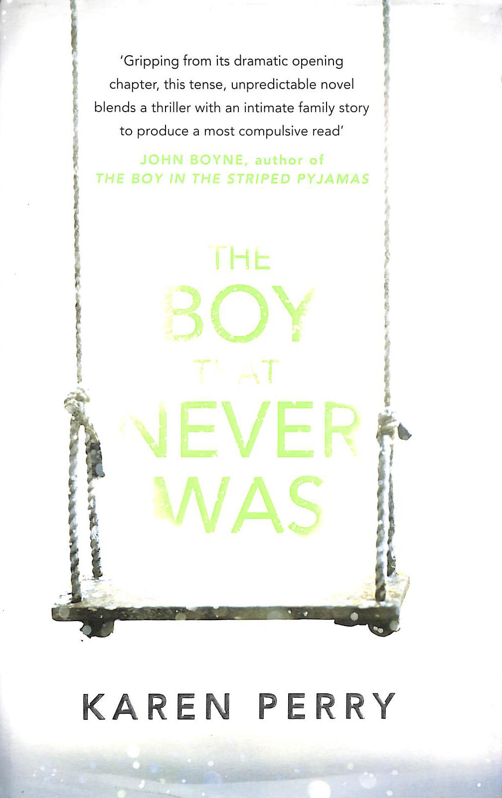 Image for The Boy That Never Was