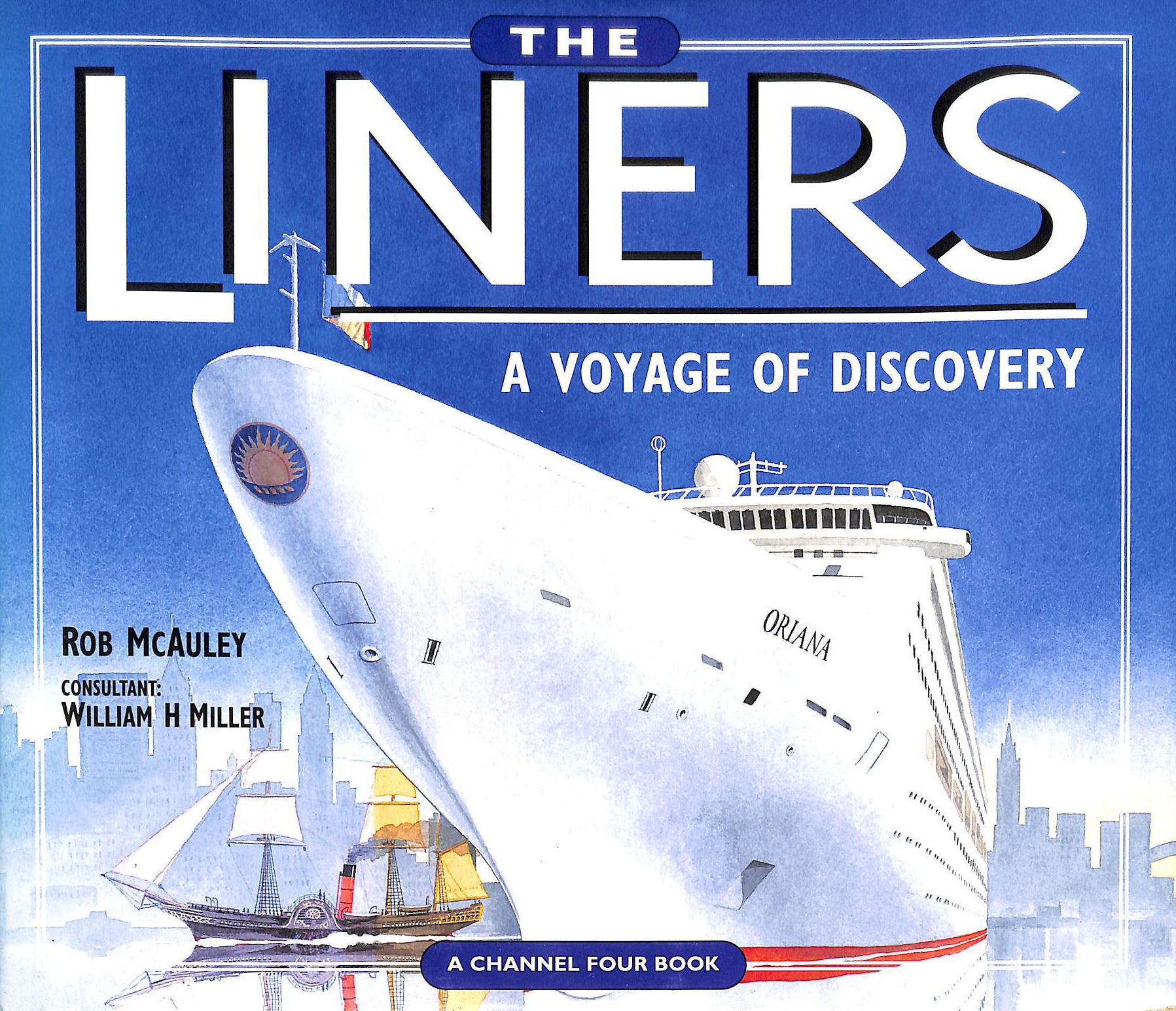 Image for The Liners (A Channel Four book)