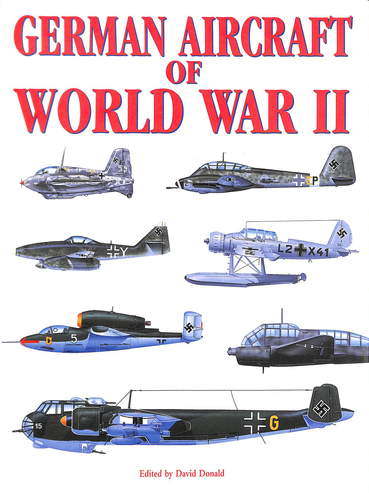 Image for German Aircraft of World War II