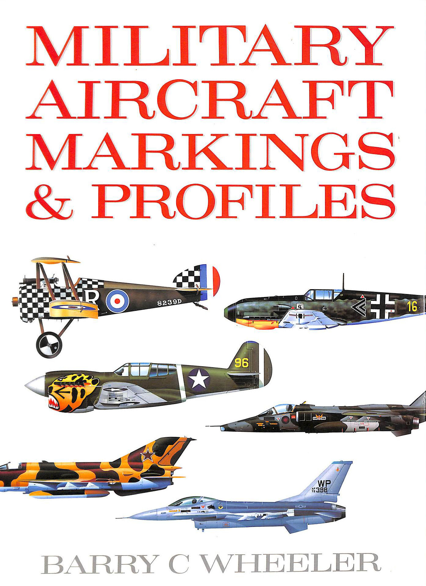 Image for Military Aircraft Markings & Profiles
