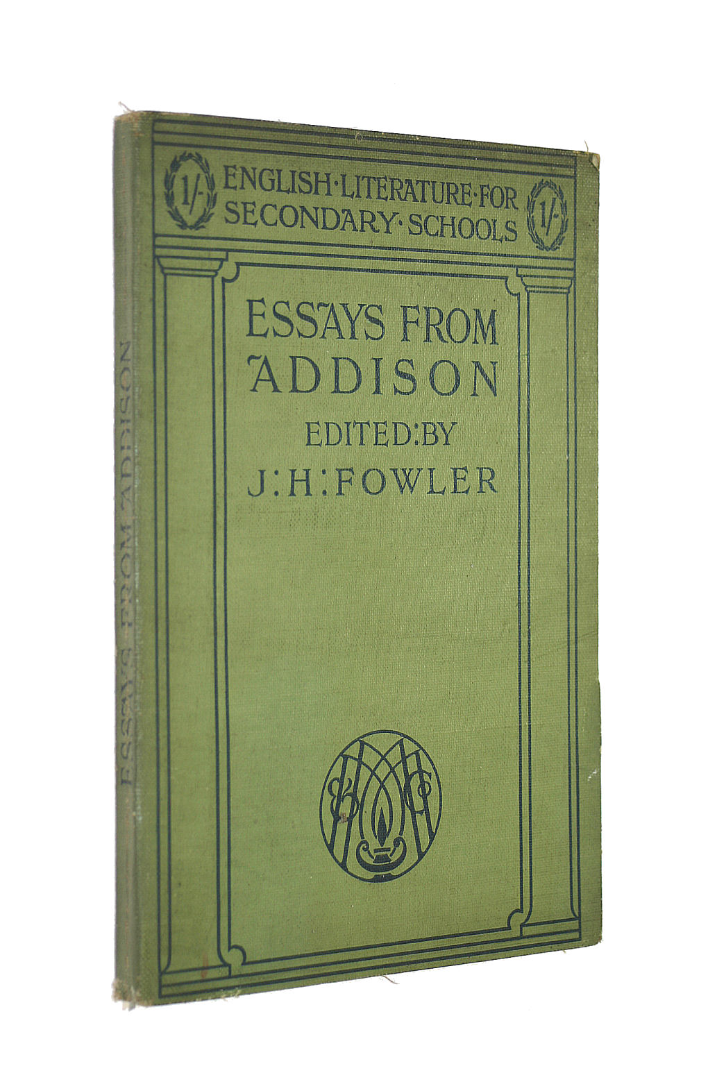 Image for Essays from Addison