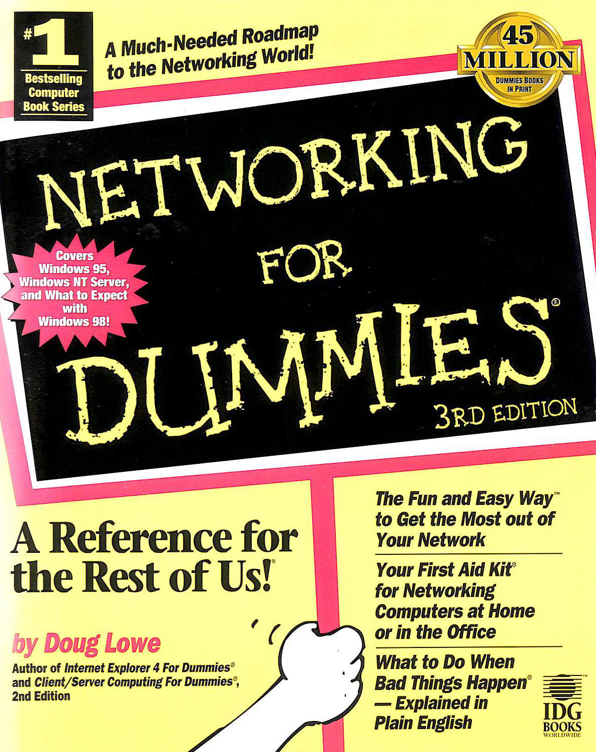 Image for Networking for Dummies