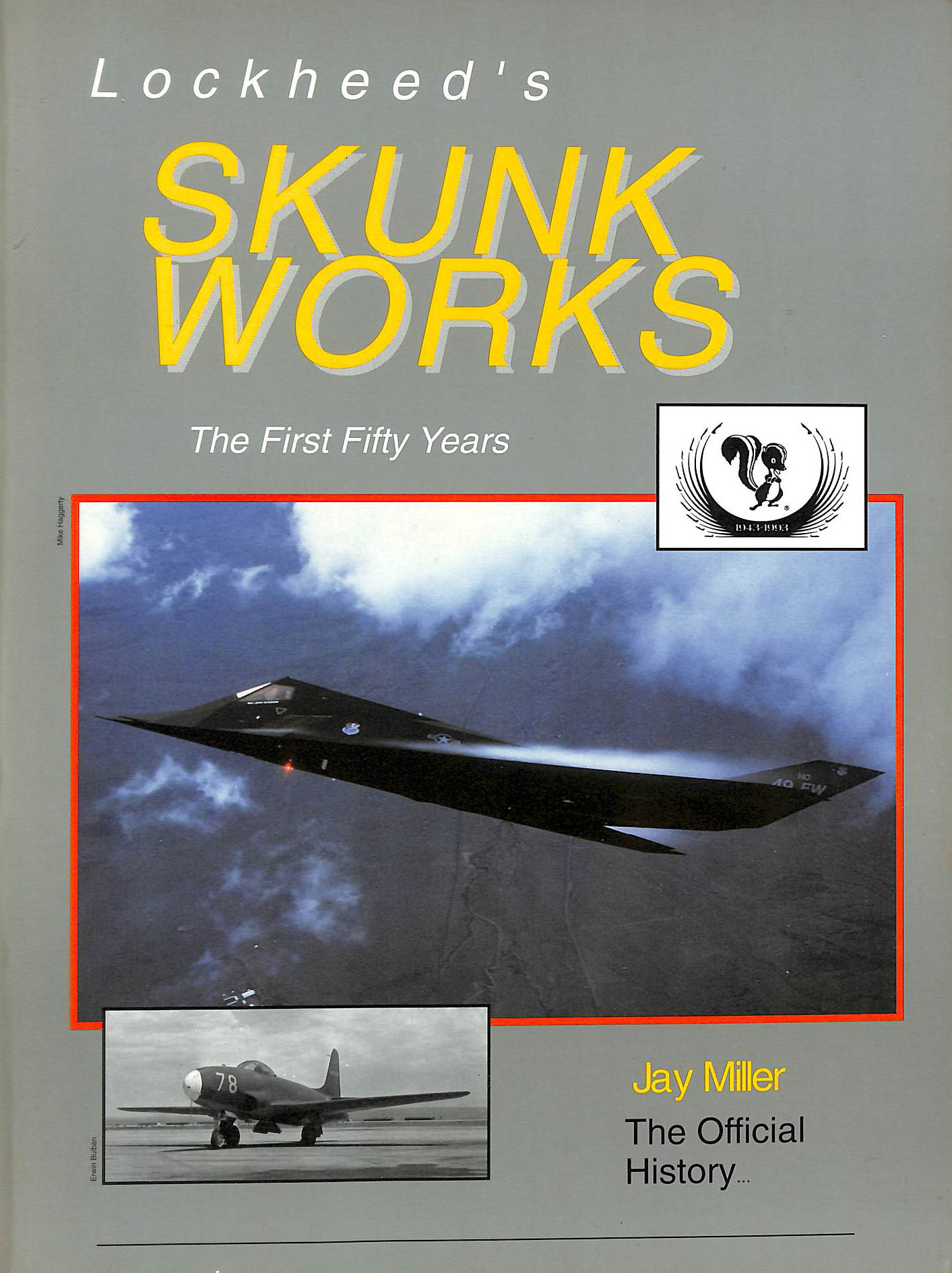 Image for Lockheed's Skunk Works Fifty Years