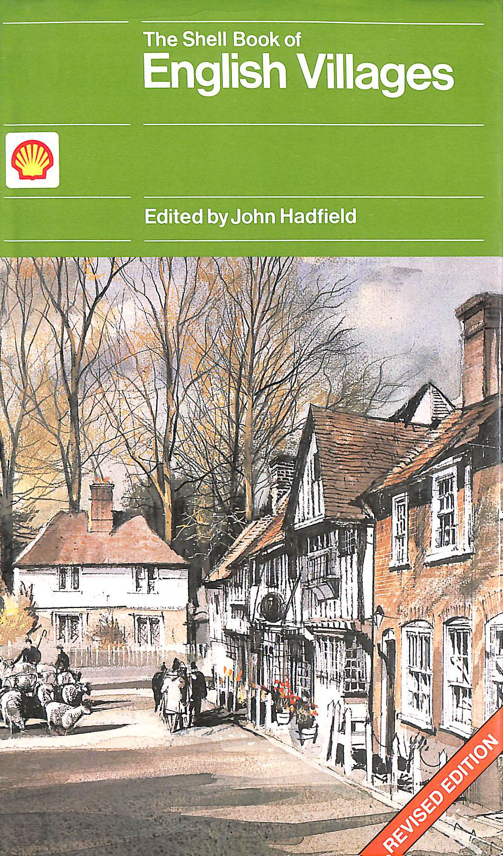Image for Shell Book of English Villages