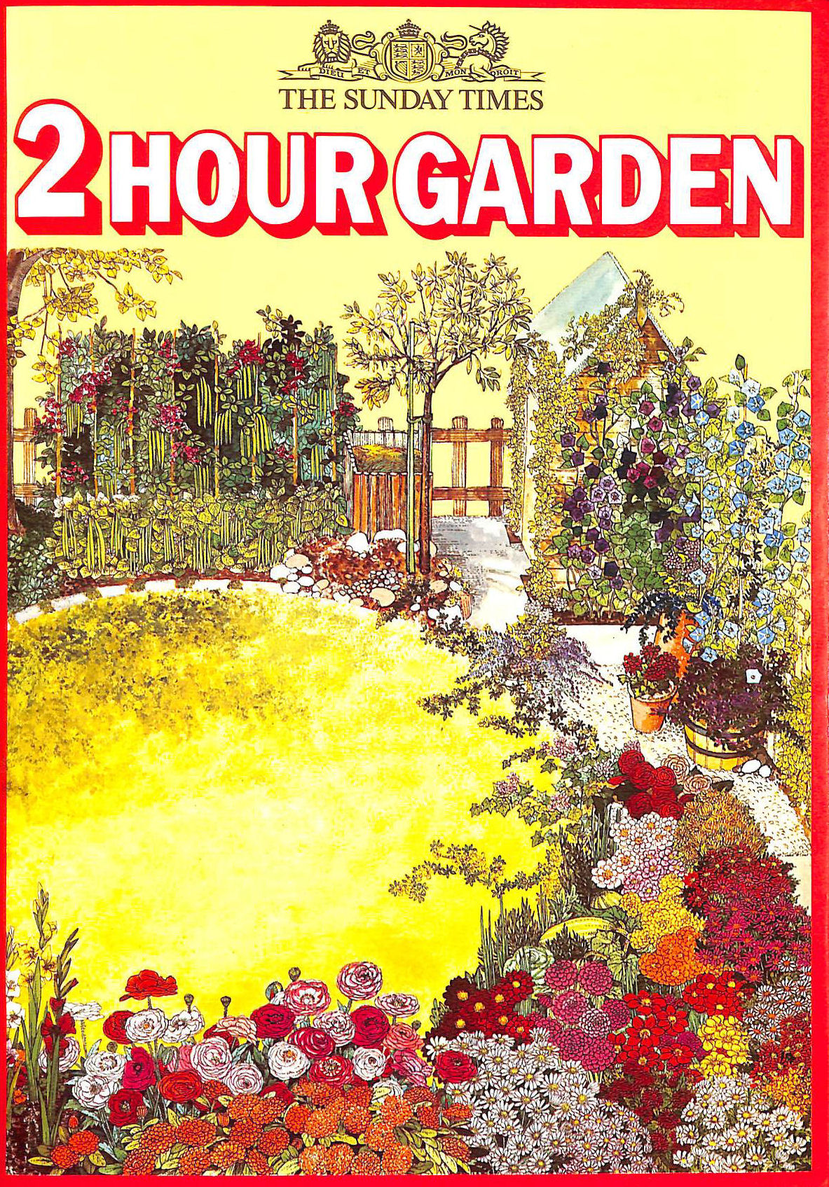 """Image for """"Sunday Times"""" Two Hour Garden"""