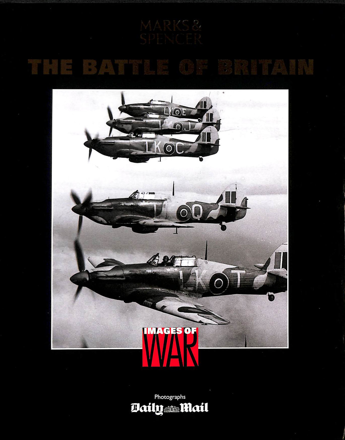 Image for THE BATTLE OF BRITAIN.