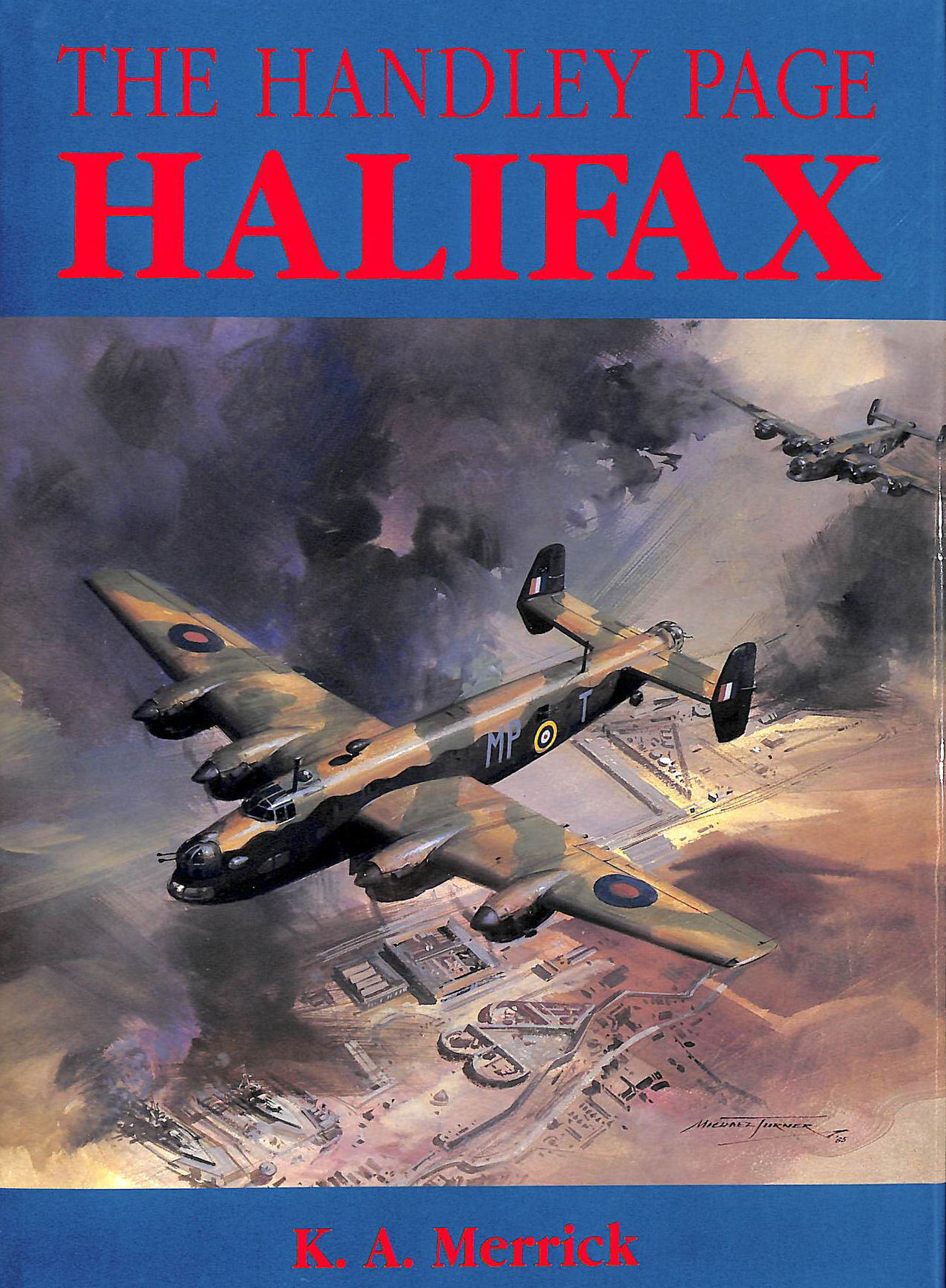 Image for The Handley Page Halifax