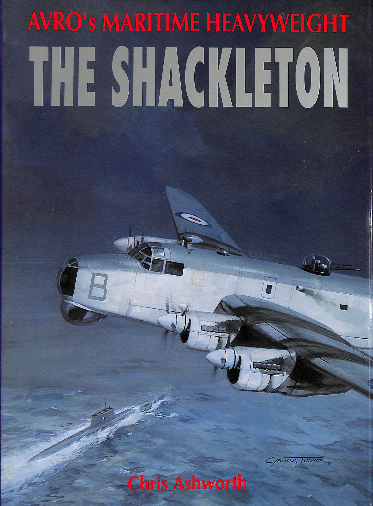 Image for Avro's Maritime Heavyweight: The Shackleton