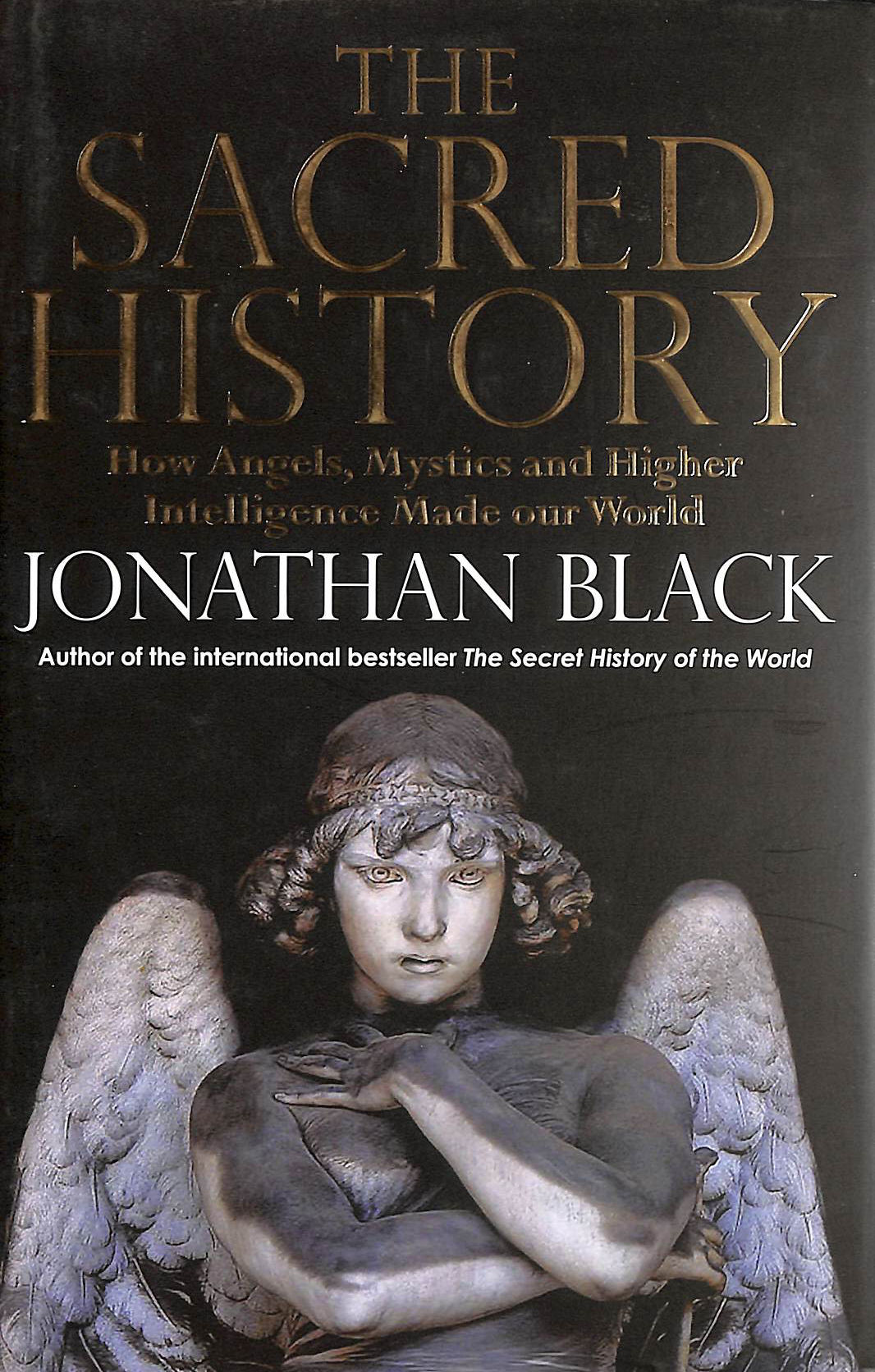 Image for The Sacred History: How Angels, Mystics and Higher Intelligence Made Our World
