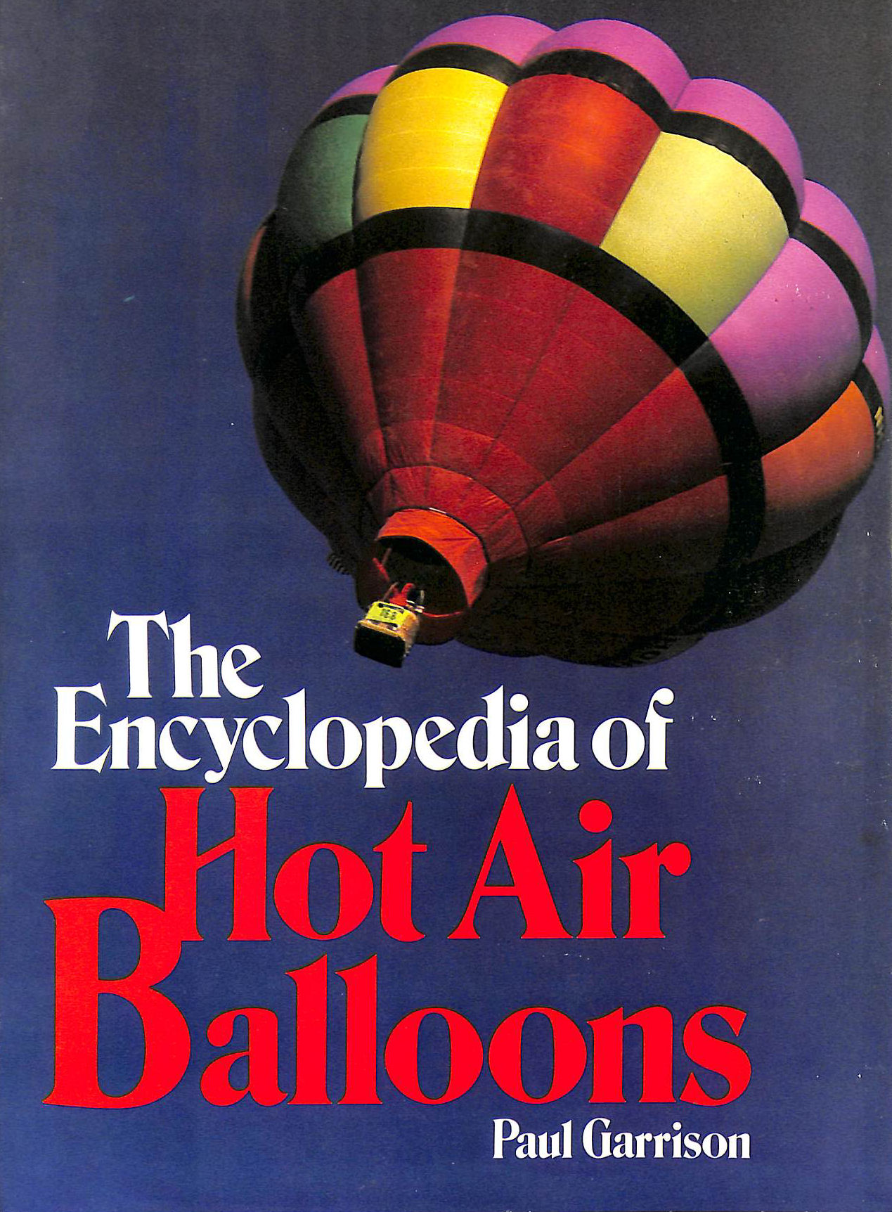 Image for Encyclopaedia of Hot Air Balloons