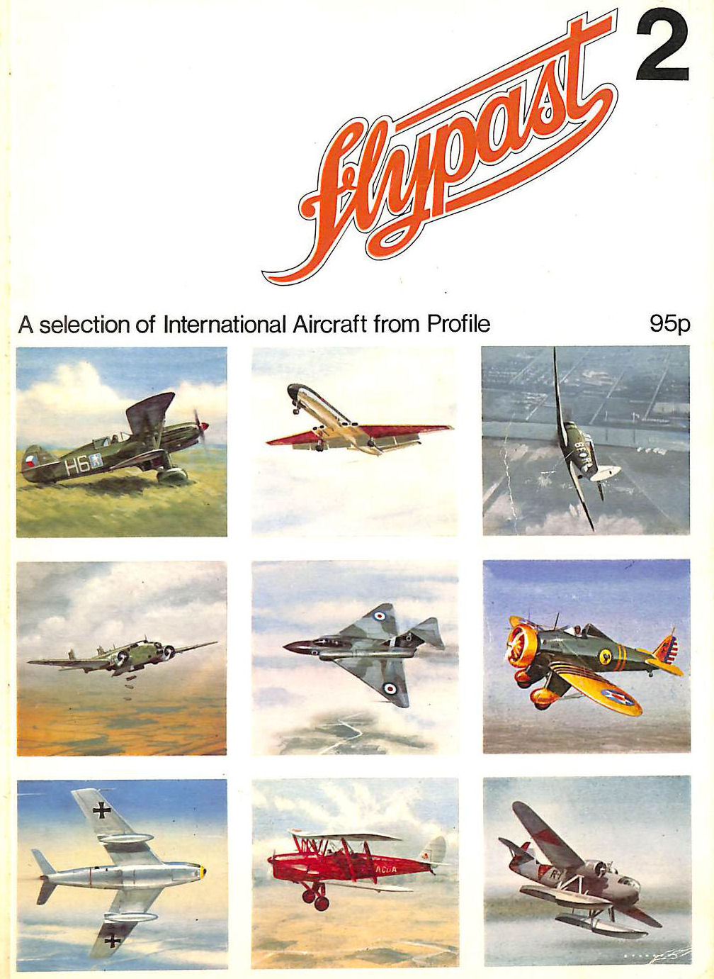 Image for Flypast Vol. 2: A Selection of International Aircraft from Profile
