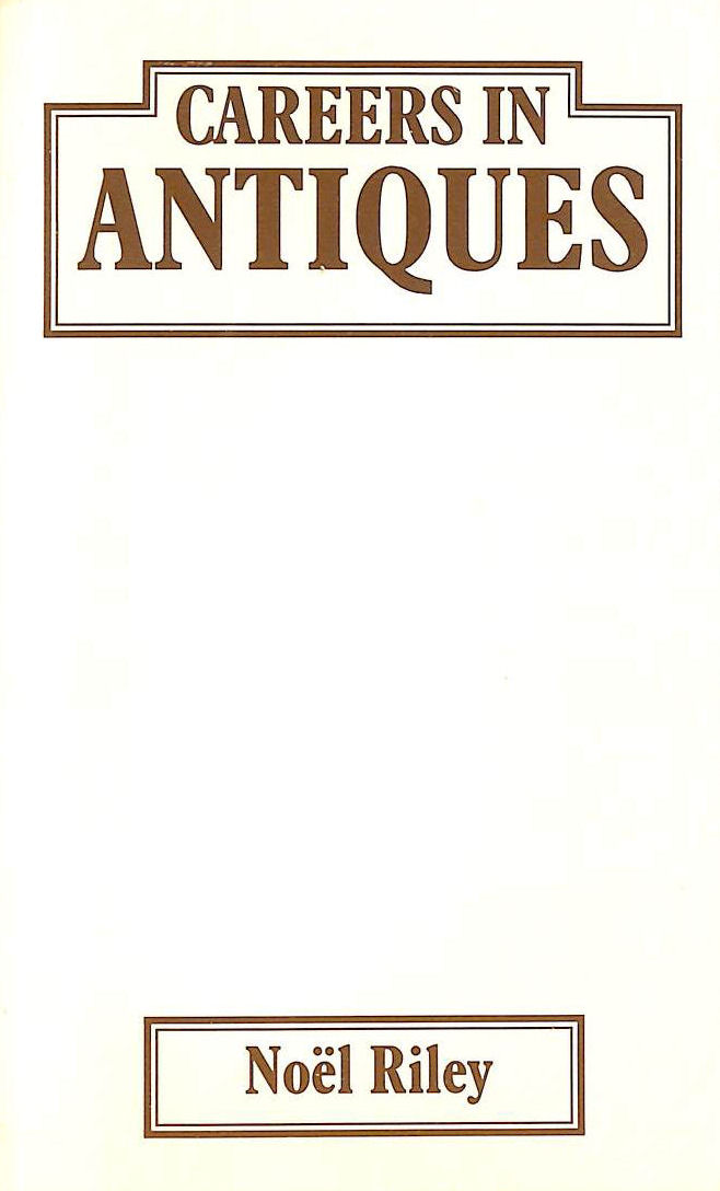 Image for Careers in Antiques
