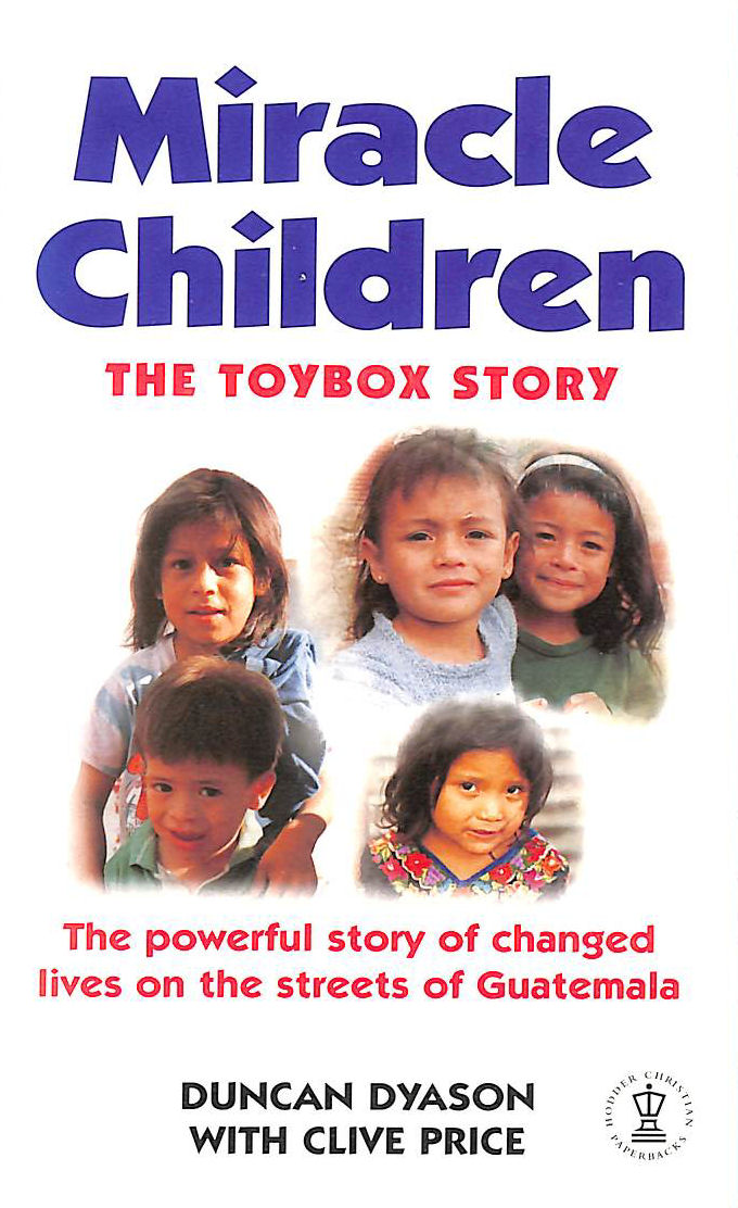 Image for Miracle Children: The Toybox Story (Hodder Christian Books)