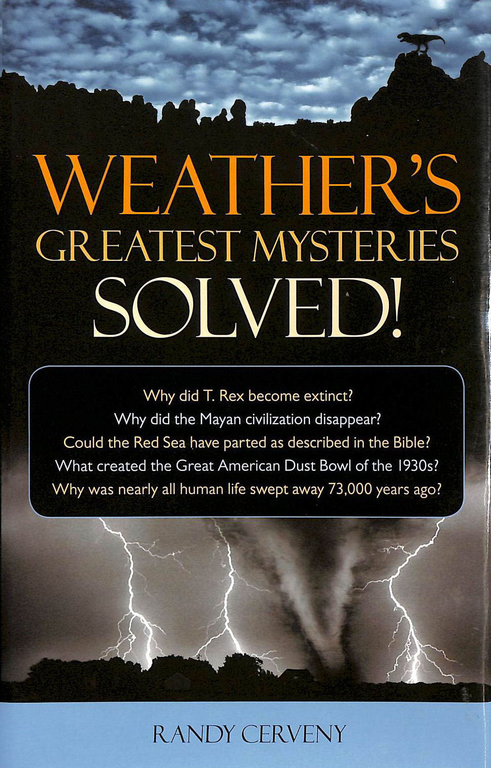 Image for Weather's Greatest Mysteries Solved!