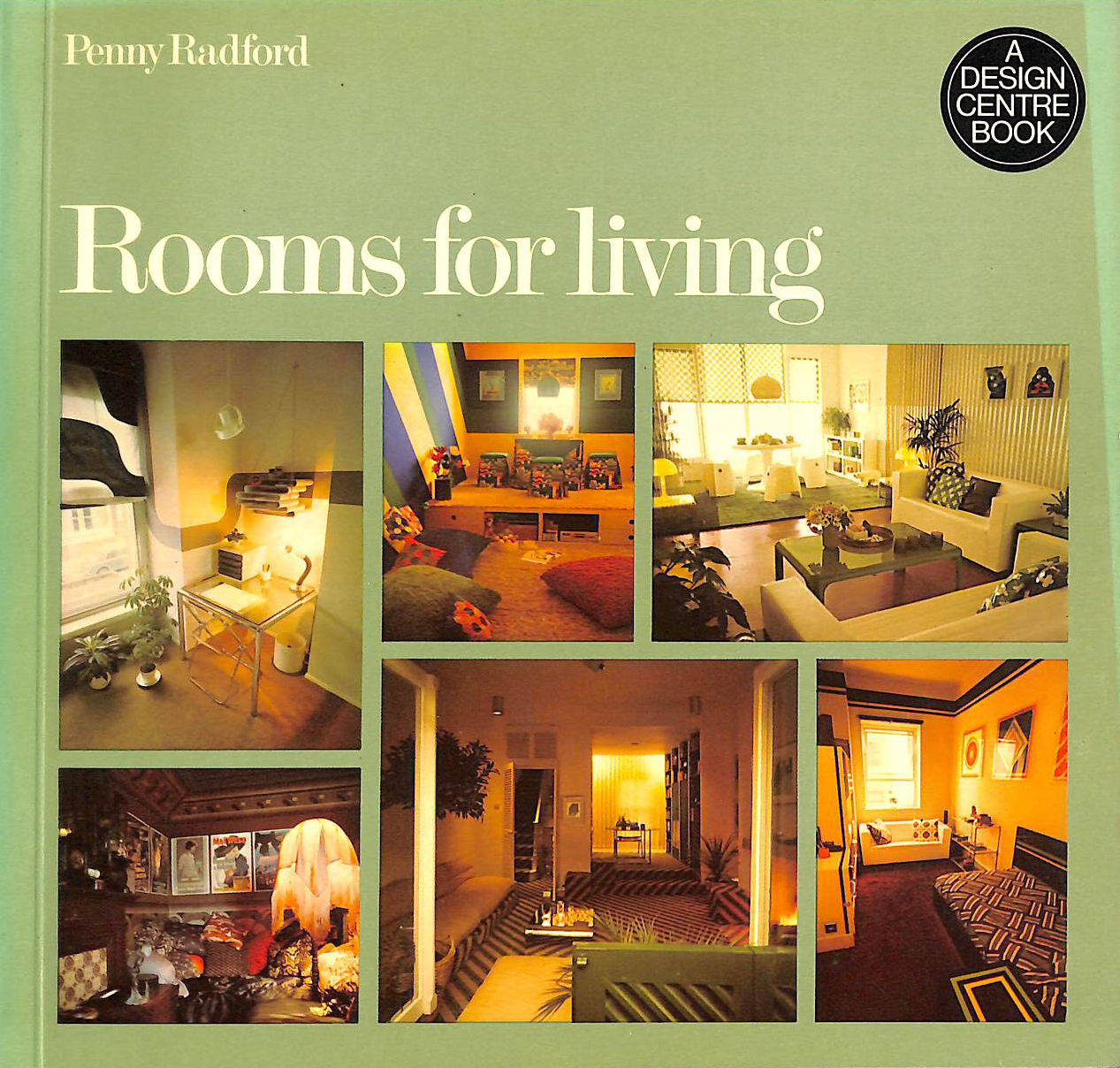 Image for Rooms for Living (Design Centre books)